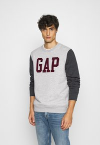 GAP - FAMILY MOMENT CREW - Bluza - light heather grey - 0