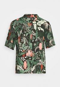 Monki - BITTY BLOUSE - Skjorte - green shapyleves - 3