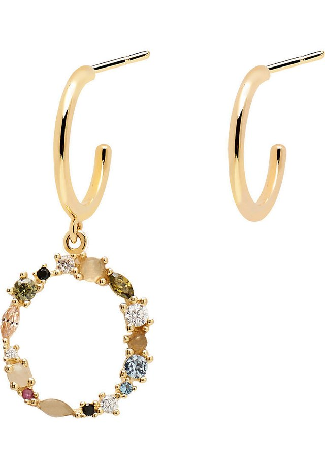 E EARRING - Ohrringe - multi-coloured