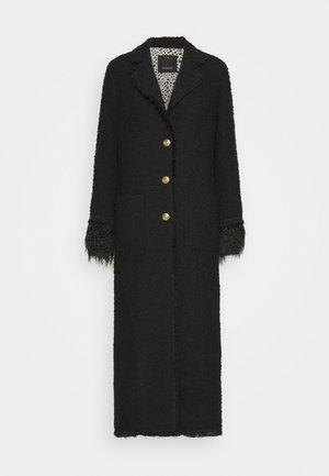 LAMPO COAT - Frakker / klassisk frakker - black