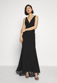 Jarlo - ALLEGRA - Společenské šaty - black - 1