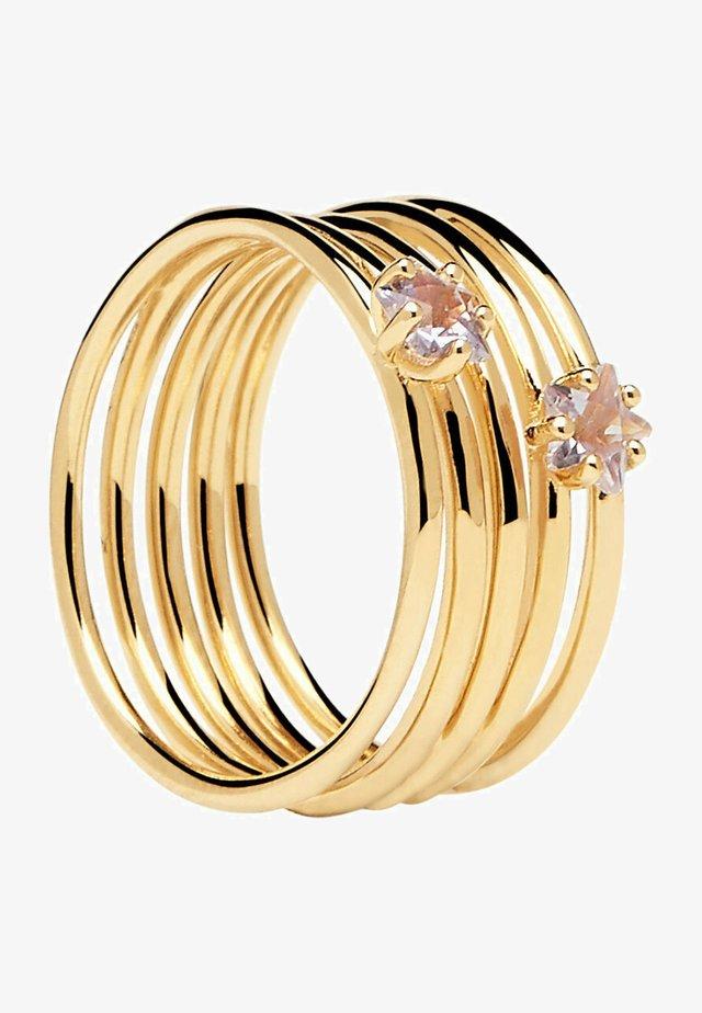 Ring - gelbgold