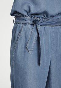Cream - SUNACR  - Kalhoty - denim blue - 4