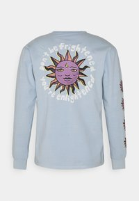 Volcom - OZZY WRONG L/S TEE - Maglietta a manica lunga - aether blue - 1
