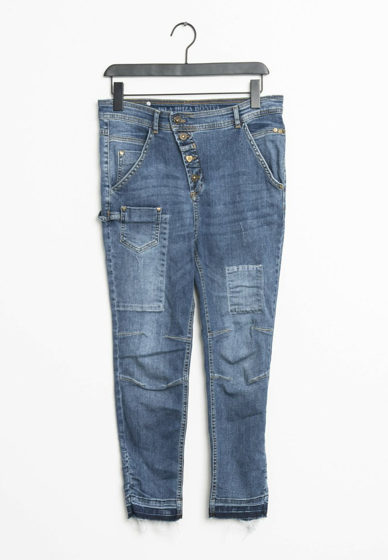 Isla Ibiza Bonita - Slim fit jeans - blue