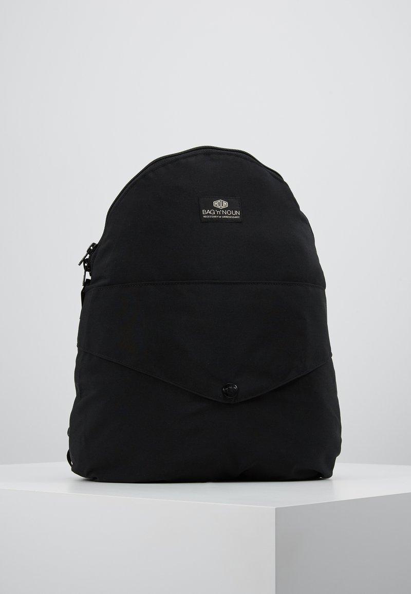 Bag N Noun - CANADA FLAP SAC - Rucksack - black