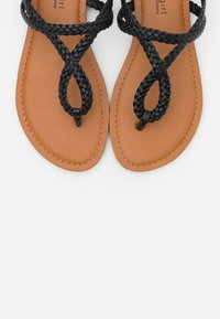 Madden Girl - ARIAA - T-bar sandals - black paris - 5