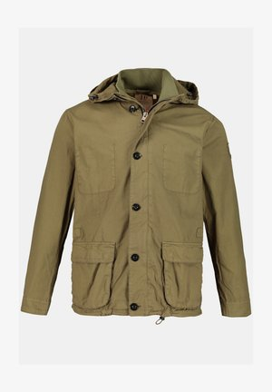 Summer jacket - oliv
