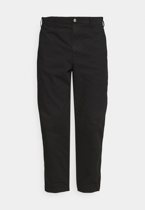 MARSHALL PANT - Chinos - black