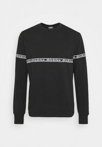 Dickies - WEST FERRIDAY - Long sleeved top - black - 0