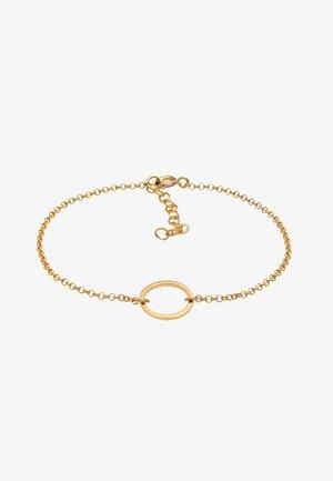 CIRCLE BASIC - Bracelet - gold