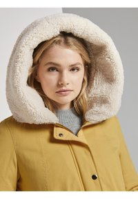 TOM TAILOR DENIM - Parka - indian spice yellow - 3