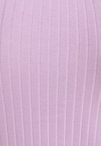 Even&Odd - 2 PACK - Top - black/lilac - 7