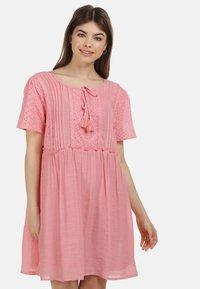 myMo - Day dress - rosa - 0