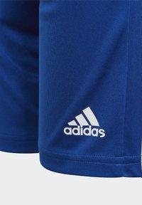 adidas Performance - SQUAD UNISEX - Sportovní kraťasy - black/white - 5