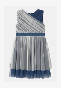 Anaya with love - CONTRAST WITH WAISTBAND - Cocktail dress / Party dress - ivory/indigo - 0