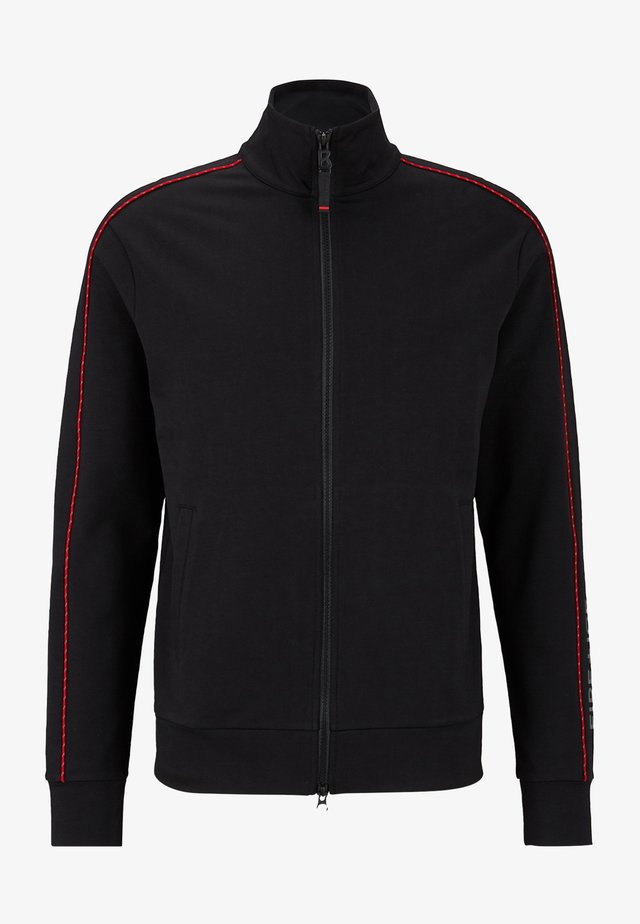 RUFUS - Zip-up hoodie - schwarz