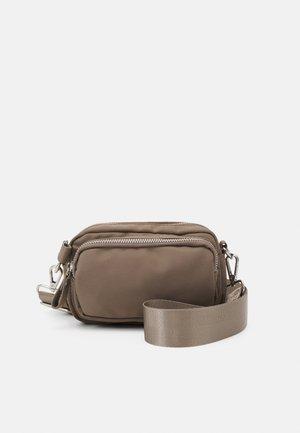 BEA BAG - Taška spříčným popruhem - beige