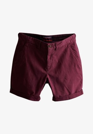 INTERNATIONAL - Shorts - burgundy