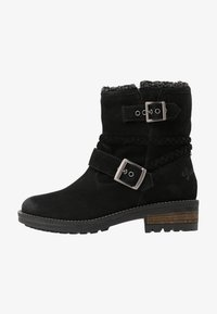 Superdry - HURBIS - Winter boots - black - 1