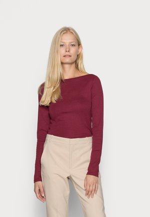 BATEAU - Maglietta a manica lunga - red delicious