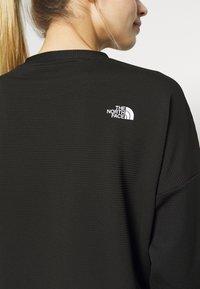 The North Face - WOMENS VARUNA PULLOVER - Sweatshirt - black - 5