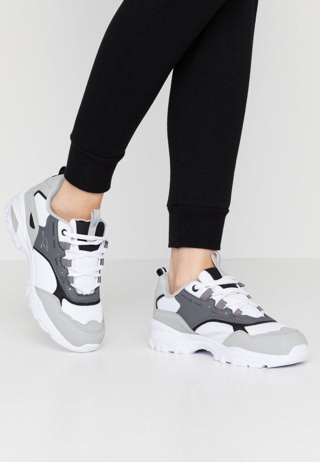 KW-COBY - Sneakers laag - vapor grey/steel grey