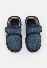 Nanga - OTTILIE UNISEX - Domácí obuv - blue - 3