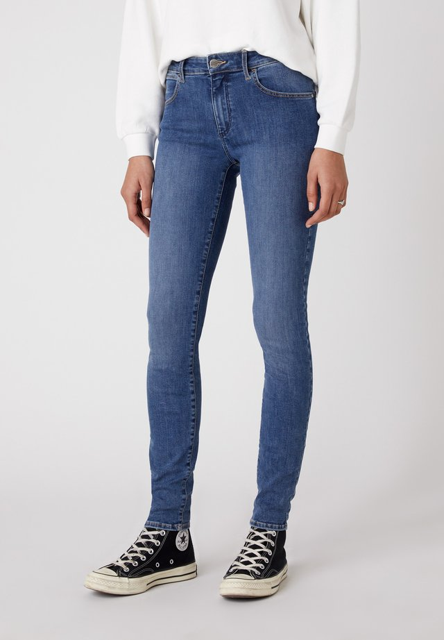 Jeansy Skinny Fit - easy blue