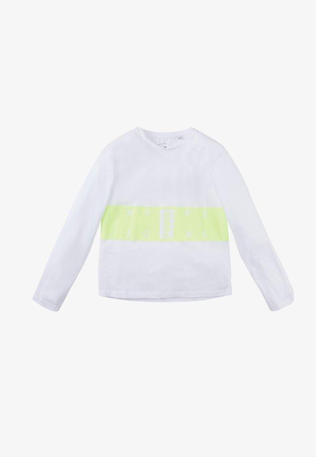 Long sleeved top - original