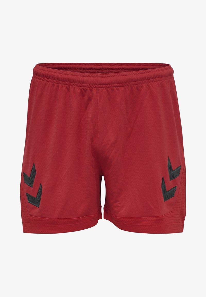 Hummel - HMLLEAD  - Short de sport - true red