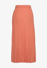 Selected Femme - SLFALEXIS SKIRT - A-Linien-Rock - burnt coral - 1
