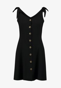 NAF NAF - LINA - Robe chemise - noir - 4