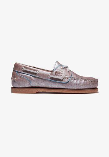 Moccasins - silver