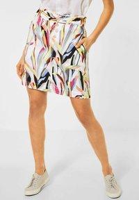Street One - A-line skirt - weiß - 0