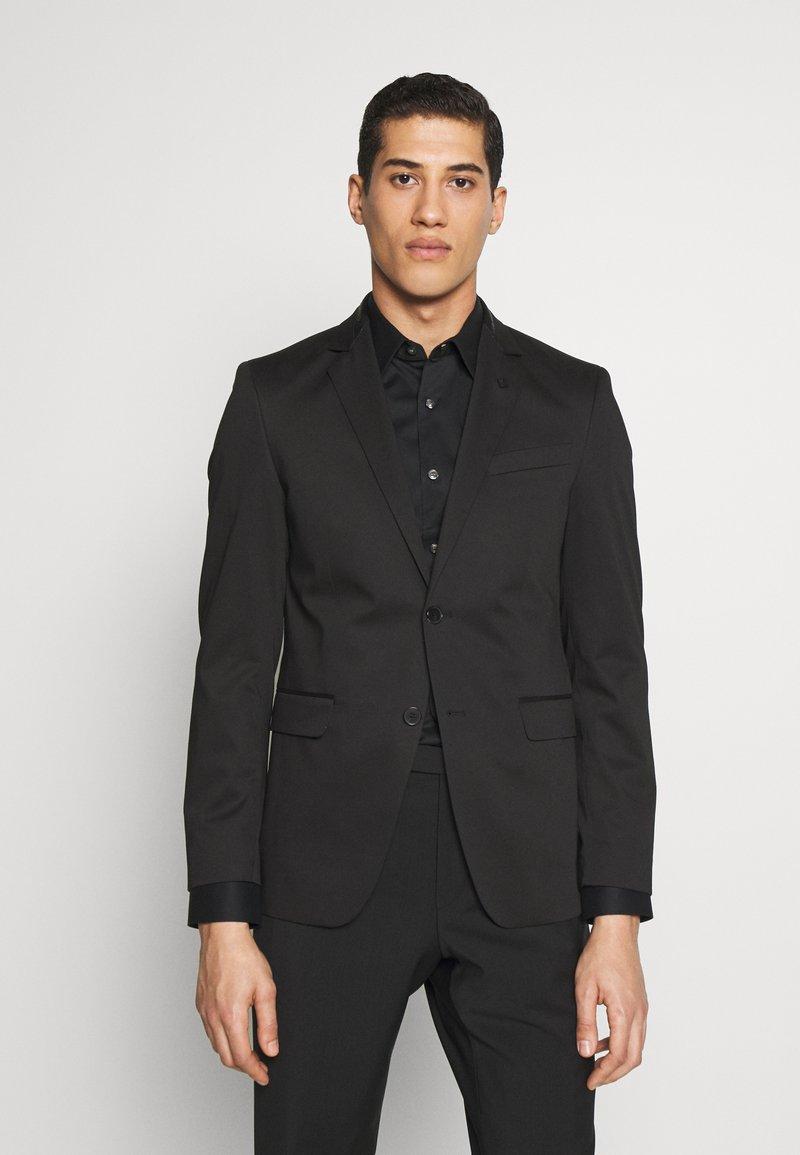 KARL LAGERFELD - JACKET STAGE - Suit jacket - black