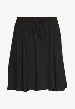 IHMARRO - A-line skirt - black