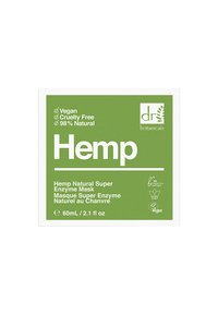 Dr Botanicals - HEMP NATURAL SUPER ENZYME MASK - Face mask - - - 2