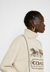 Coach - HORSE AND CARRIAGE - Jumper - oatmeal - 4