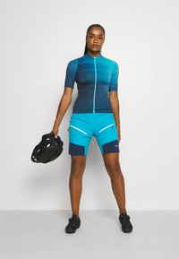 Gore Wear - WEAR FORCE WOMENS - Maillot de cycliste - scuba blue/orbit blue - 1