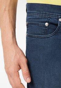 Pierre Cardin - Straight leg jeans - dark blue - 3