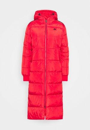 JUDITH  - Winter coat - racing red