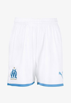 OLYMPIQUE DE MARSEILLE REPLICA - Sports shorts - white