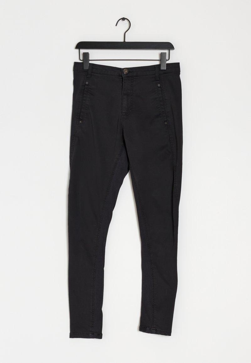 Fiveunits - Slim fit jeans - black