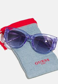 Guess - KIDS EYEWEAR UNISEX - Sunglasses - purple - 2