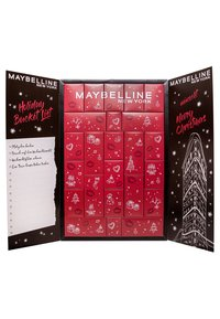 Maybelline New York - ADVENT CALENDAR 2020 - Adventkalender - - - 1