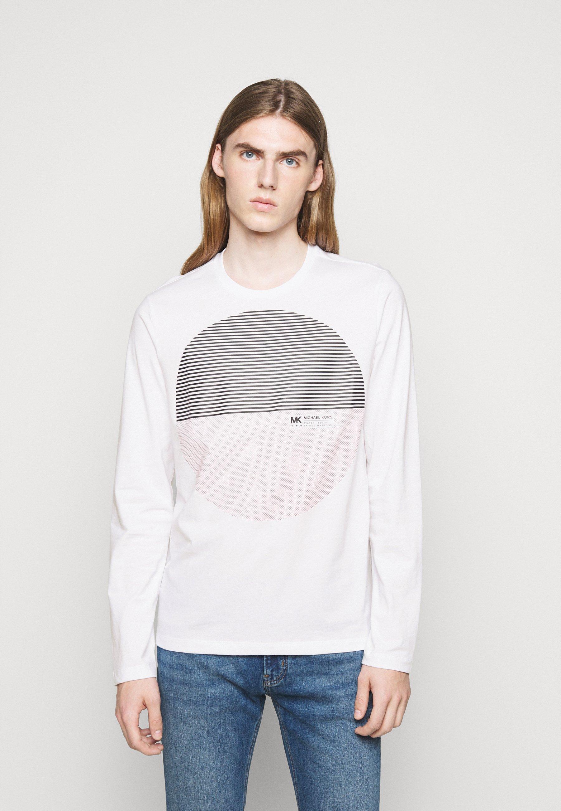 Men MODERN SUNSET - Long sleeved top