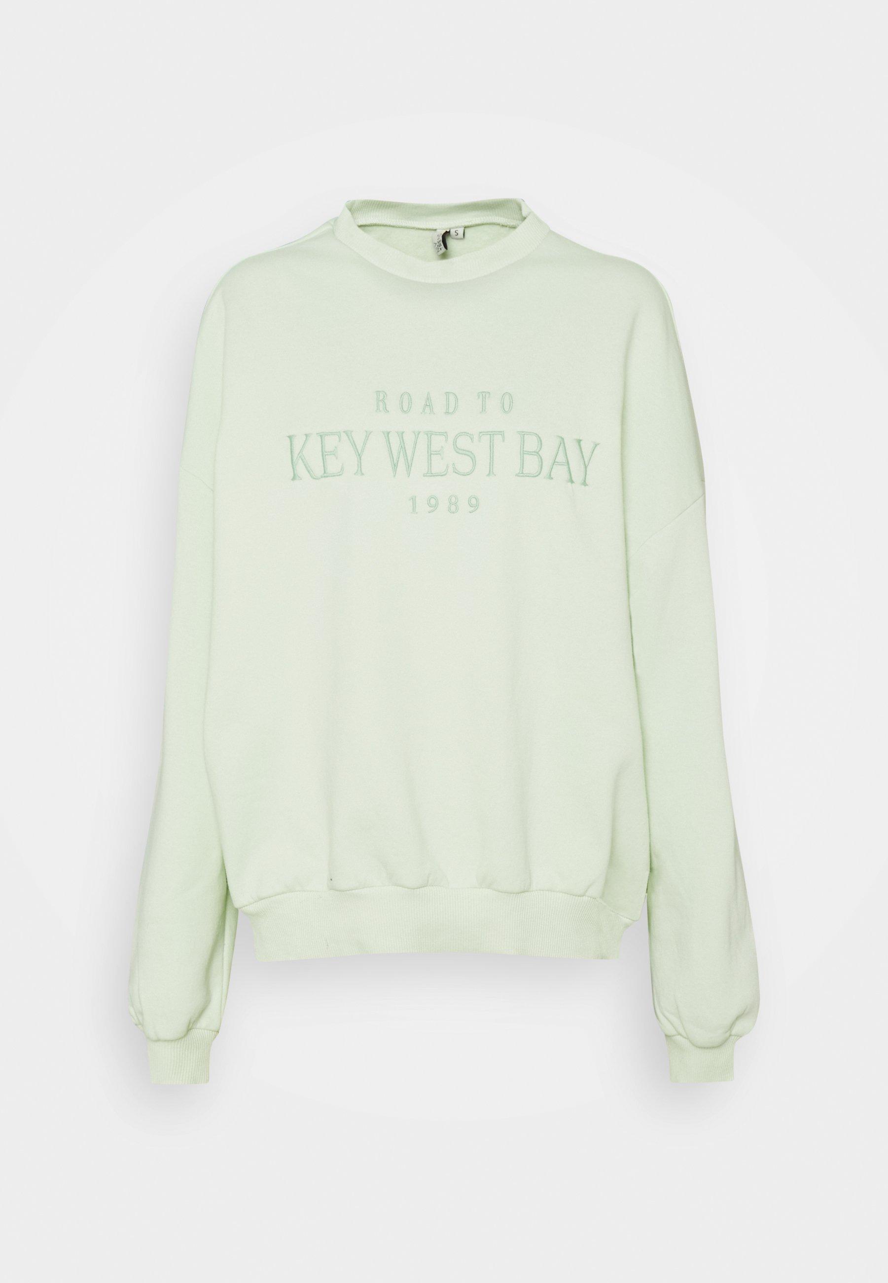 Femme OVERSIZE EXPRESSION - Sweatshirt