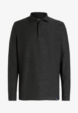 REGULAR FIT  - Poloshirt - charcoal