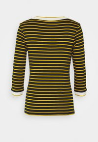 Esprit - STRIPED - Long sleeved top - navy - 1